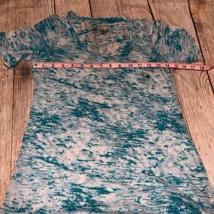 Volcom Tops - Volcom Burnout Short Sleeve T-shirt